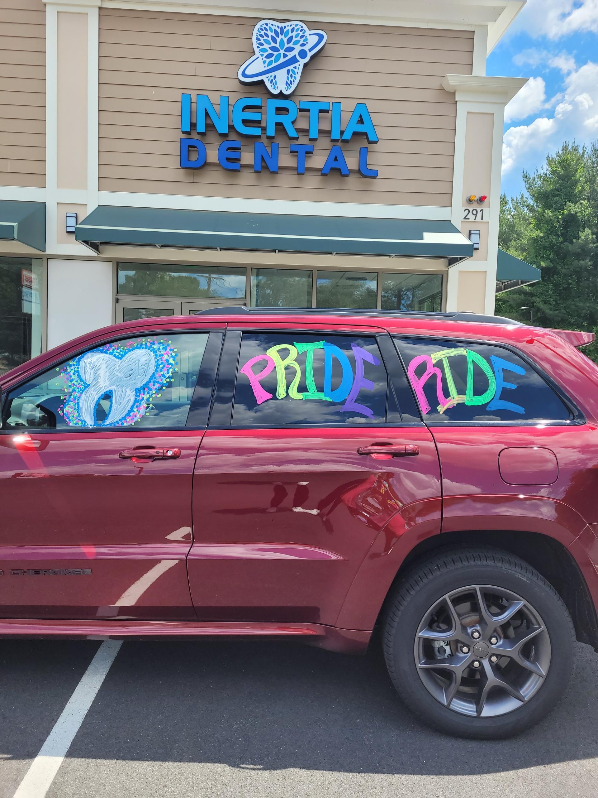 Pride Ride Photo